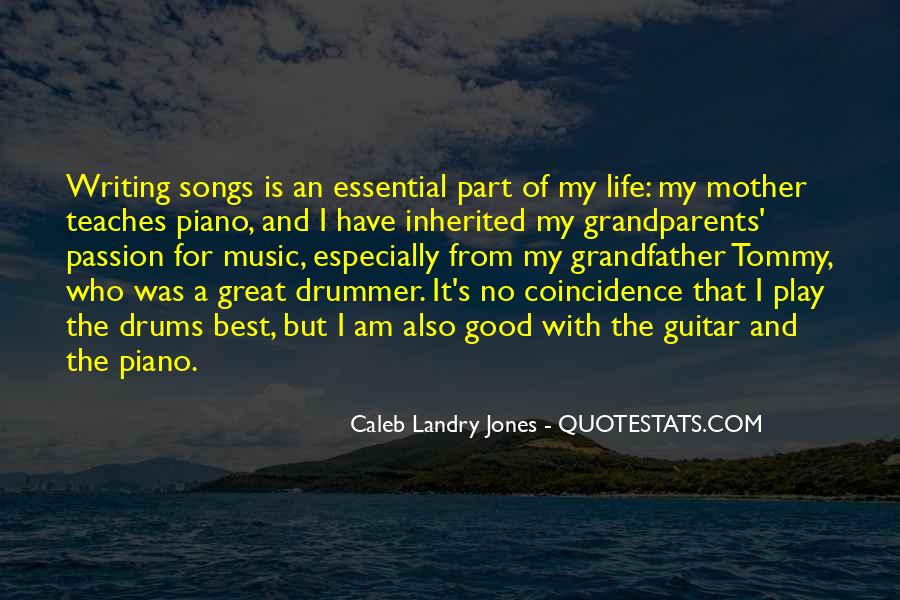 Quotes About Music From Songs #1757206