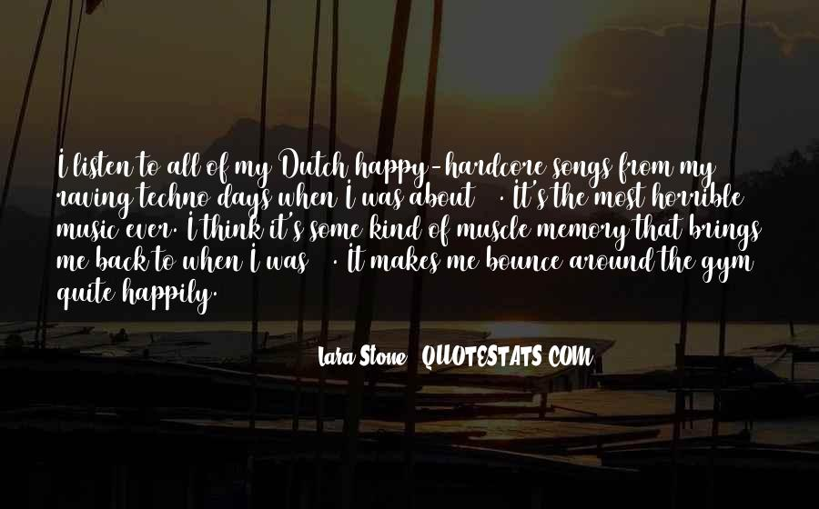 Quotes About Music From Songs #263353
