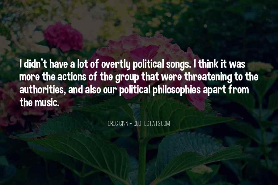 Quotes About Music From Songs #405797