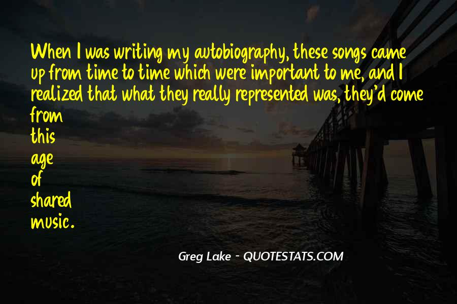 Quotes About Music From Songs #468478