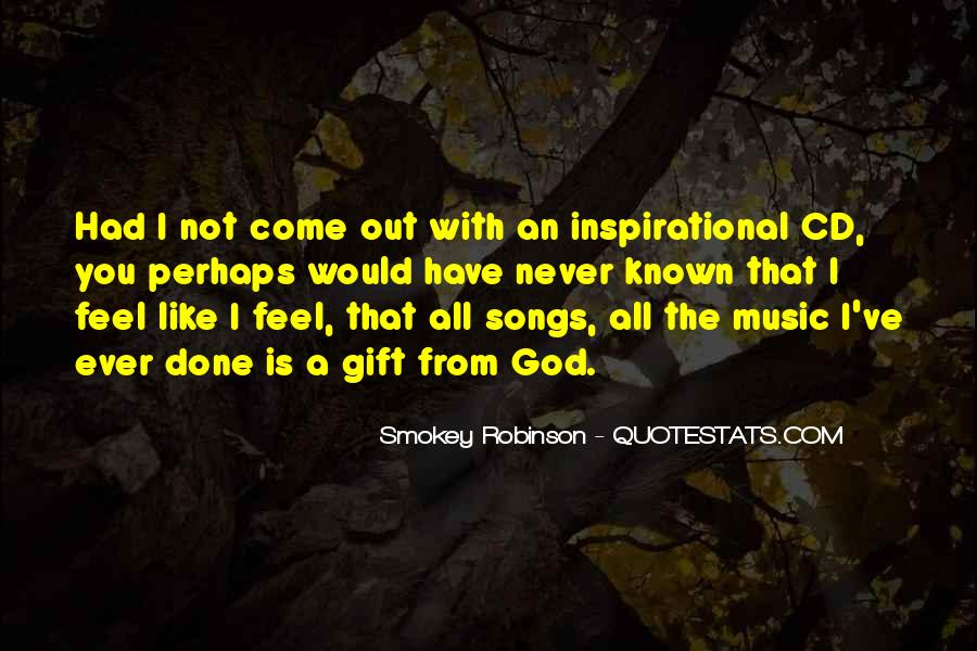 Quotes About Music From Songs #541988