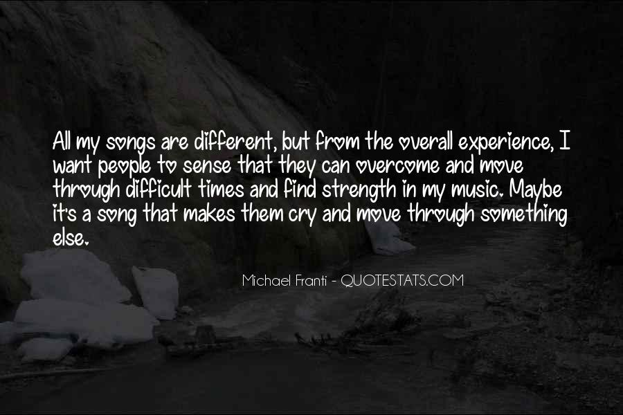 Quotes About Music From Songs #542237