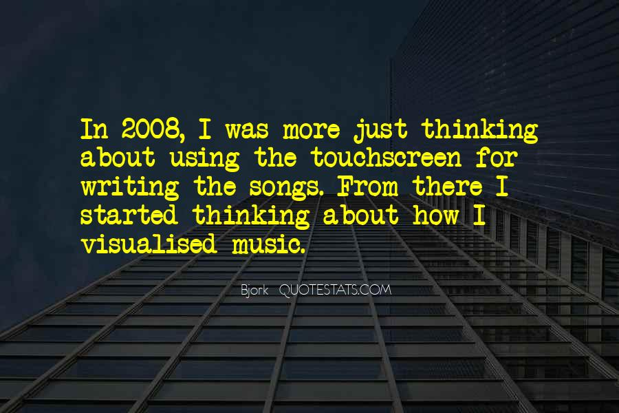 Quotes About Music From Songs #610180
