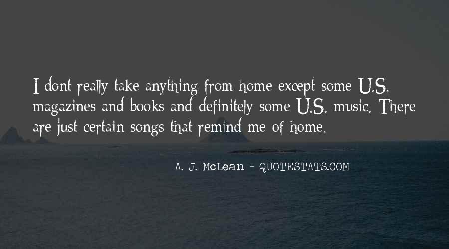Quotes About Music From Songs #850305