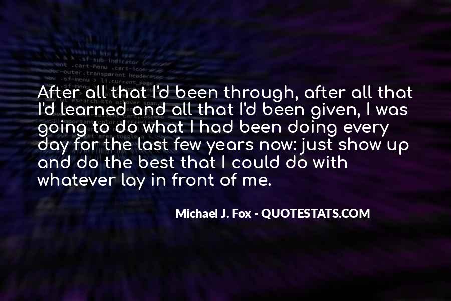 Quotes About Owning Up To Mistakes #579152