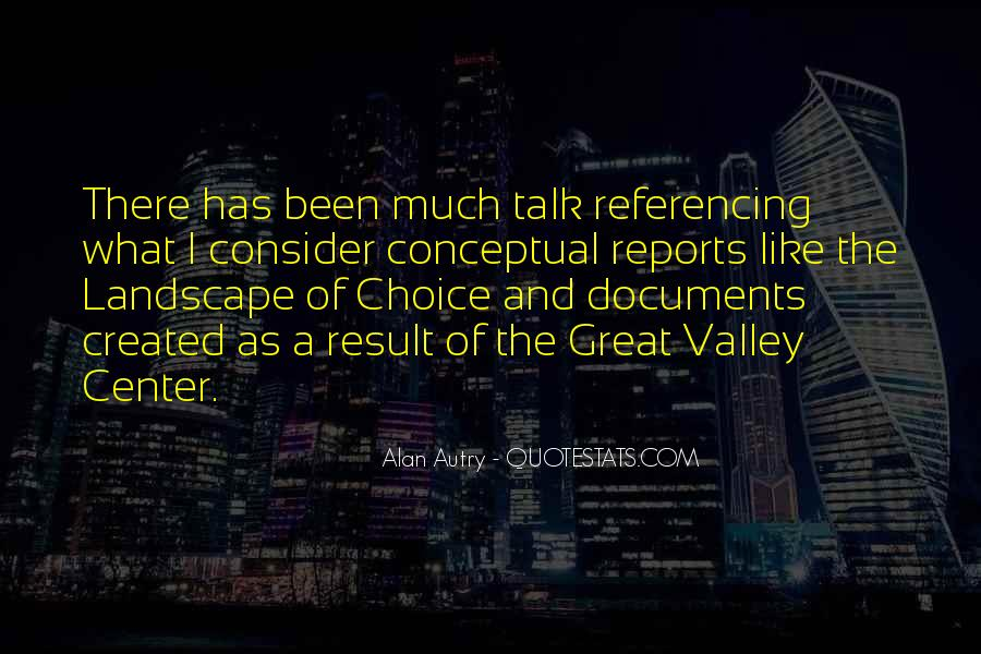 Quotes About Referencing #790674