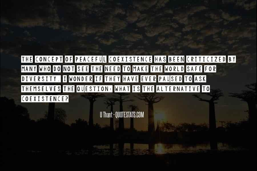 Quotes About What U See #1666594