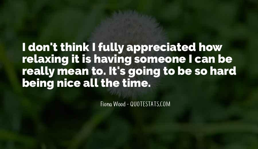 Quotes About Being Nice When Others Are Mean #938597