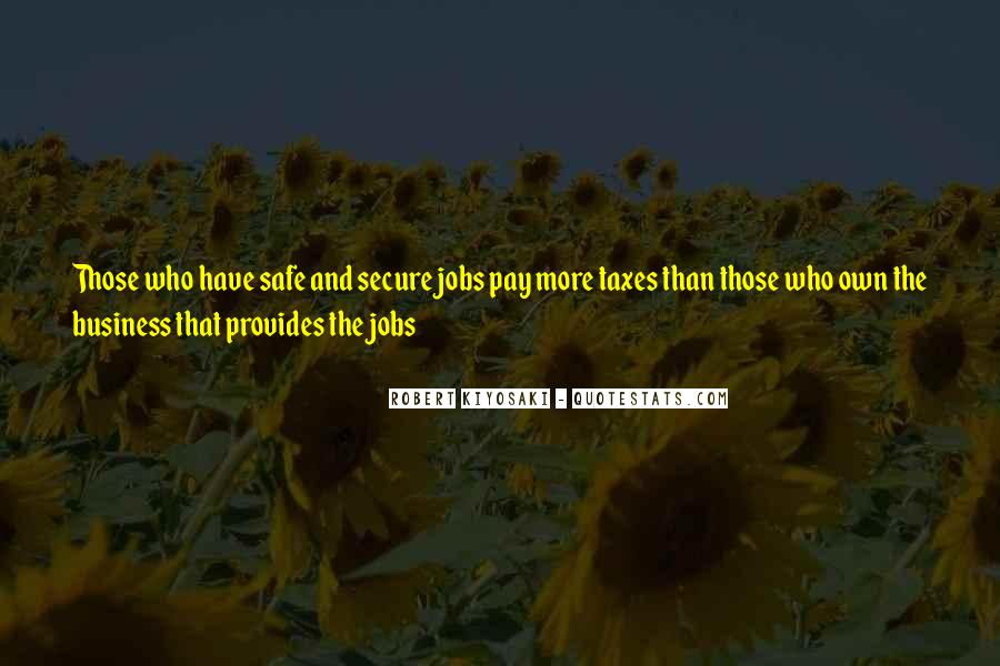 Quotes About Own Business #10650
