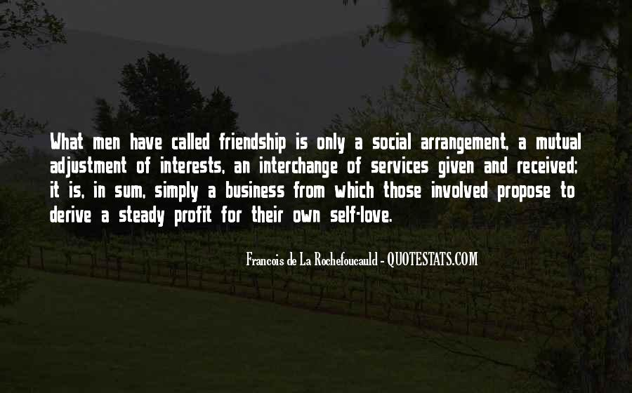 Quotes About Own Business #132455