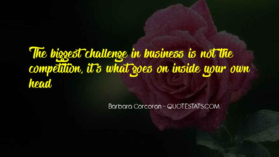 Quotes About Own Business #132618