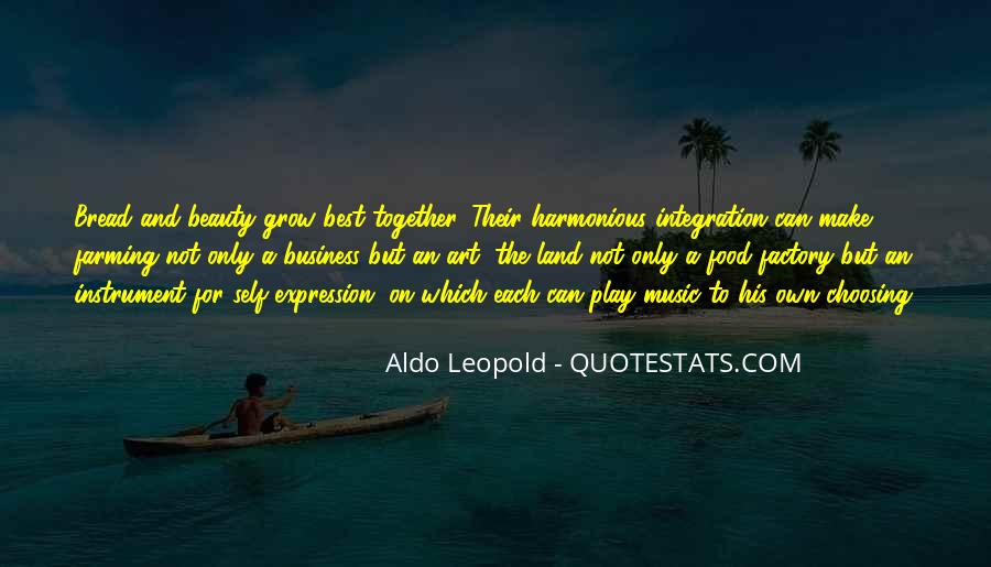 Quotes About Own Business #270756