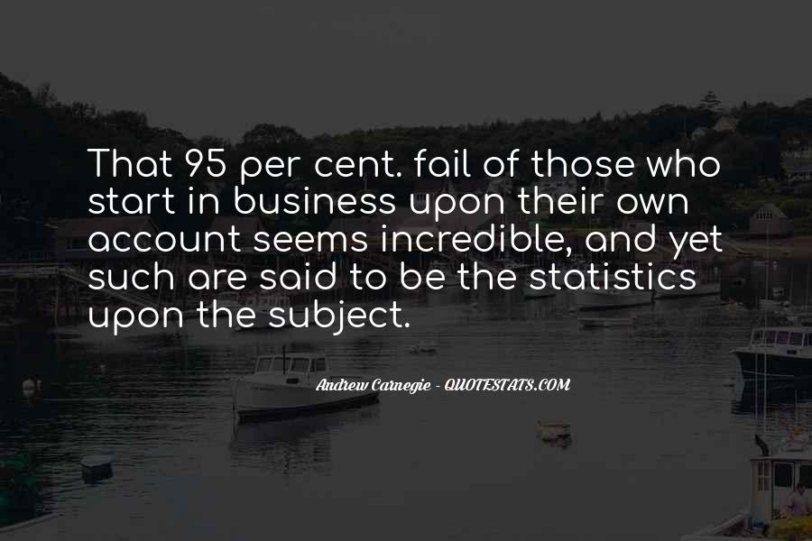 Quotes About Own Business #30013