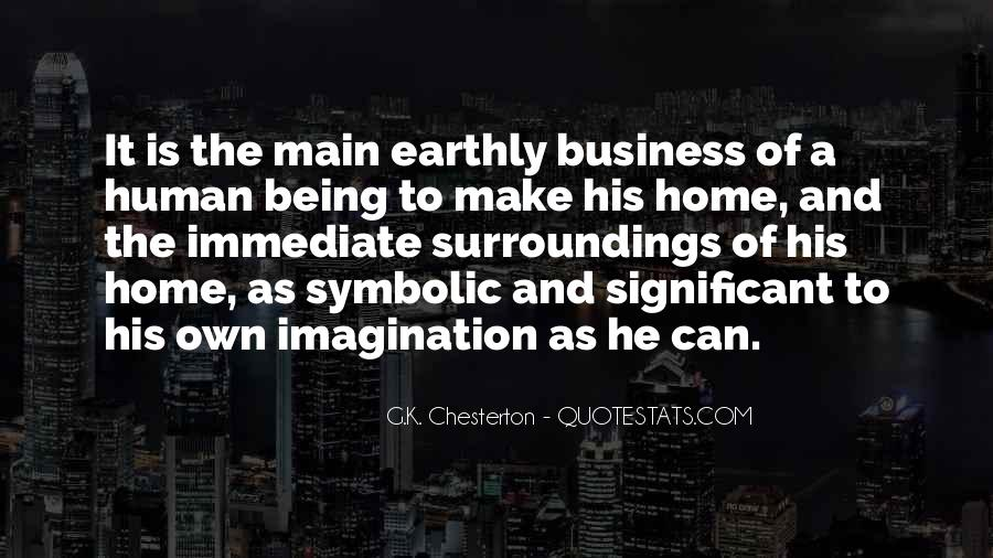 Quotes About Own Business #303073