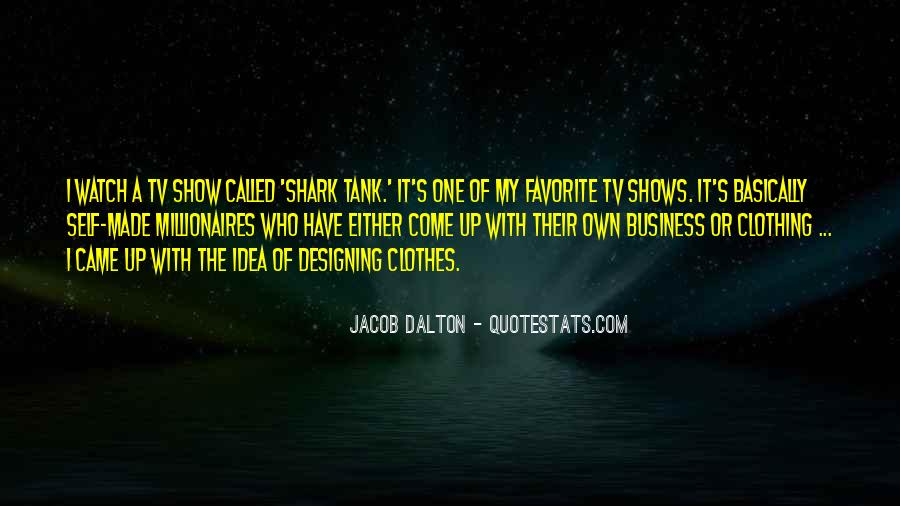 Quotes About Own Business #33356