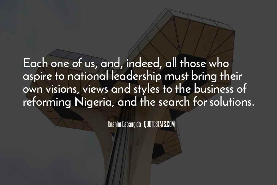 Quotes About Own Business #39827
