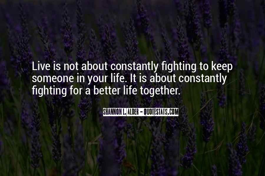 Quotes About True Lasting Love #1465181