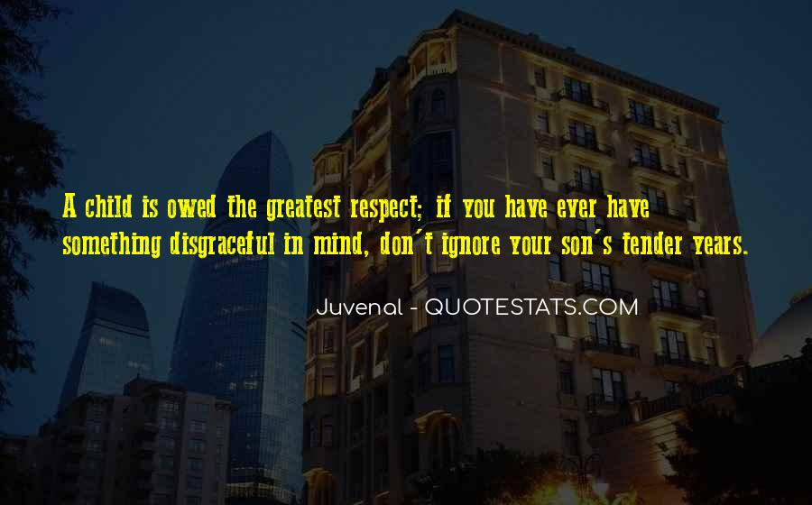 Quotes About Owed #302868