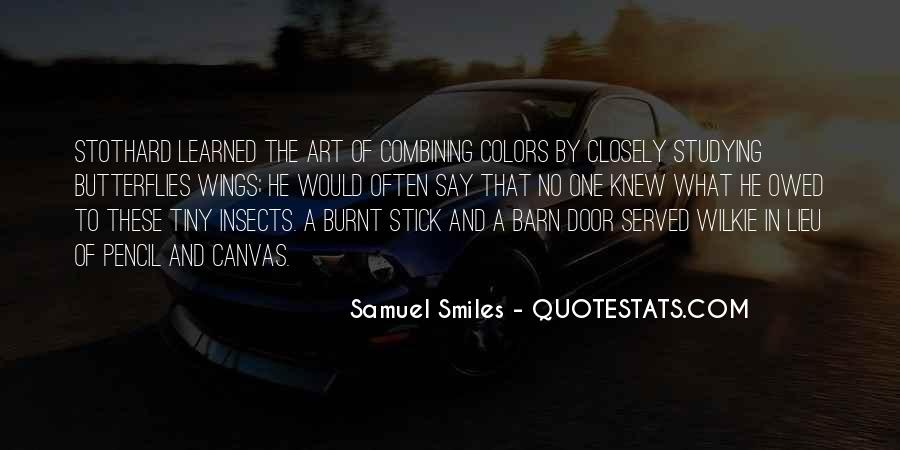 Quotes About Owed #586167