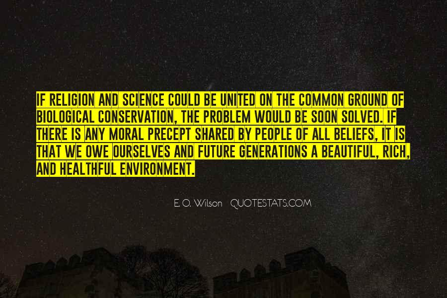Quotes About Future Generations #197047