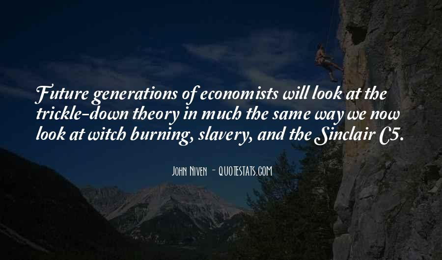Quotes About Future Generations #251312