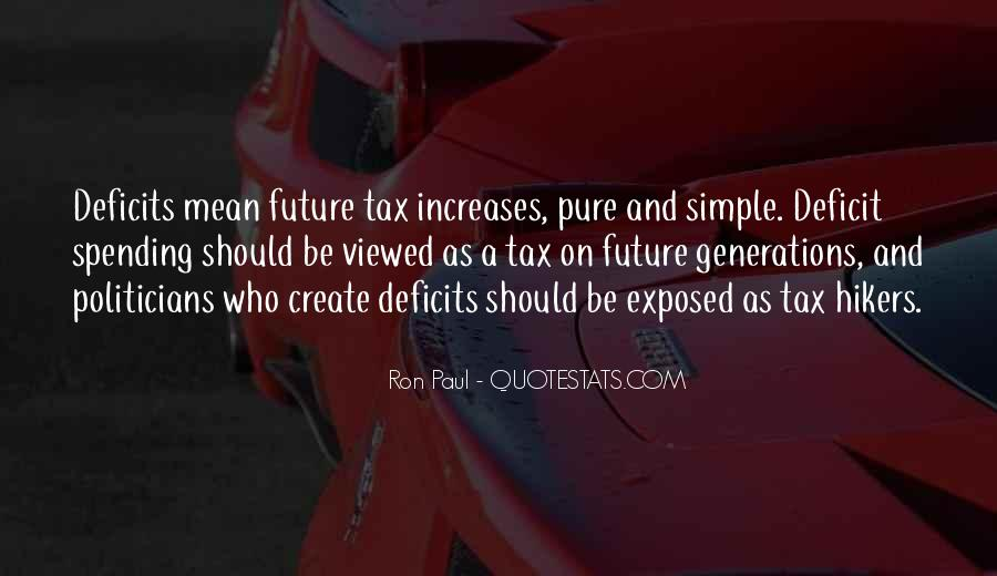 Quotes About Future Generations #265270