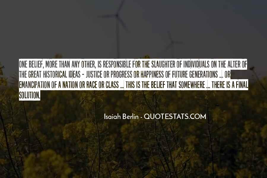 Quotes About Future Generations #274062