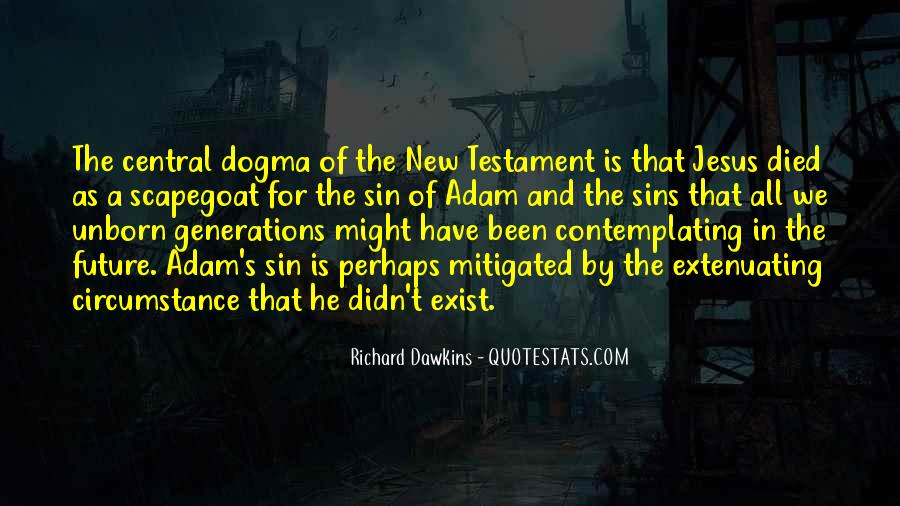Quotes About Future Generations #336327