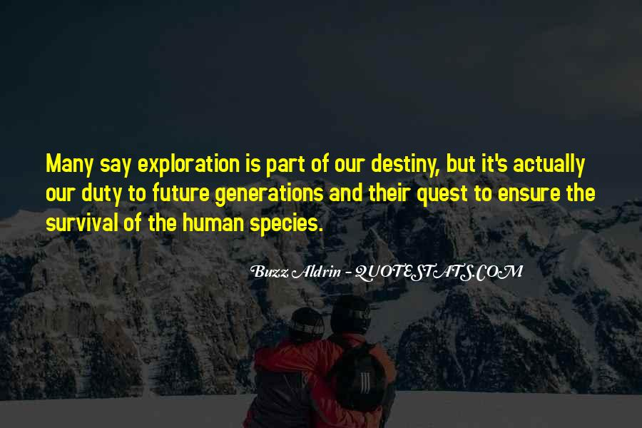 Quotes About Future Generations #365231