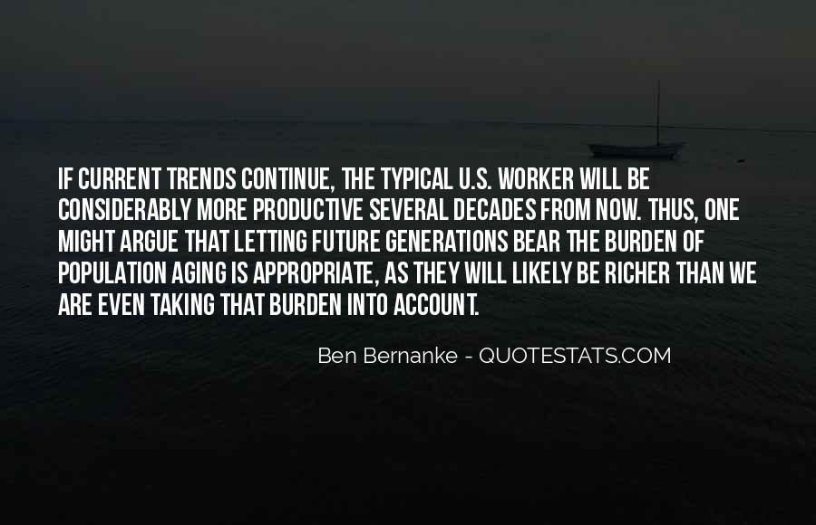 Quotes About Future Generations #384302