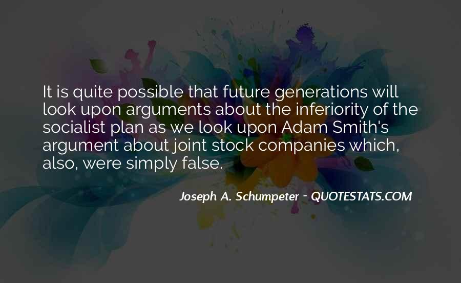 Quotes About Future Generations #395356