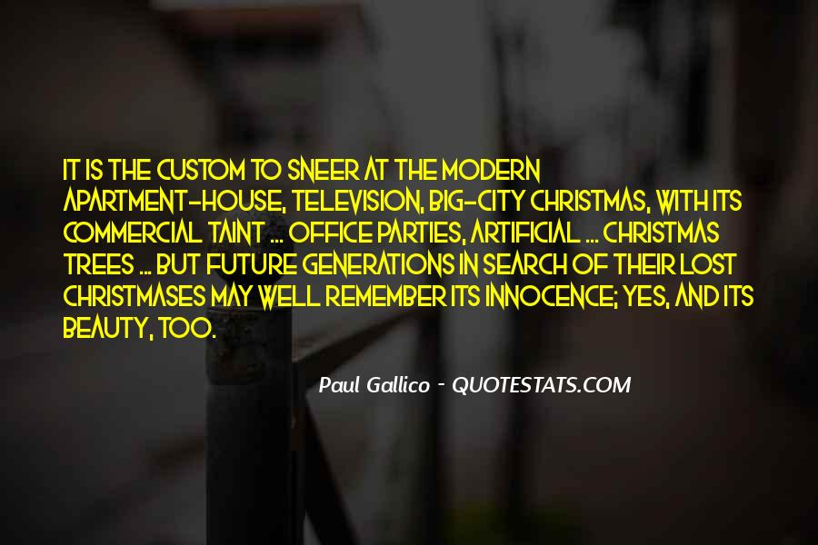 Quotes About Future Generations #56643