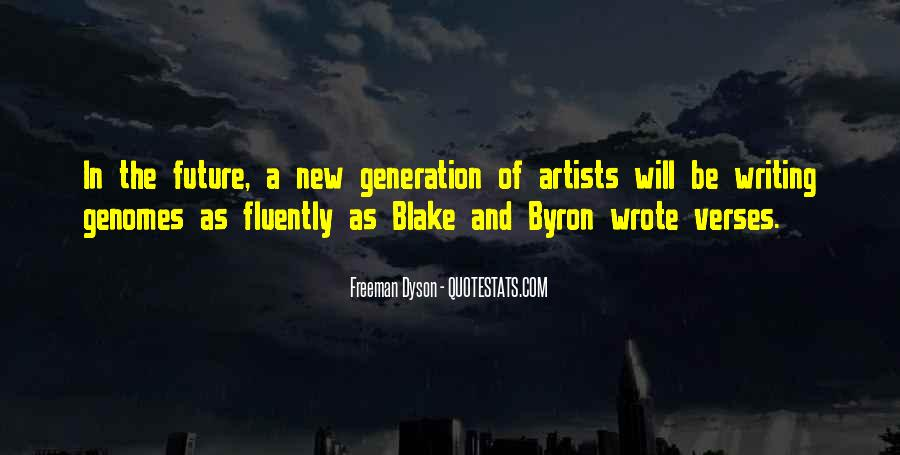 Quotes About Future Generations #71701