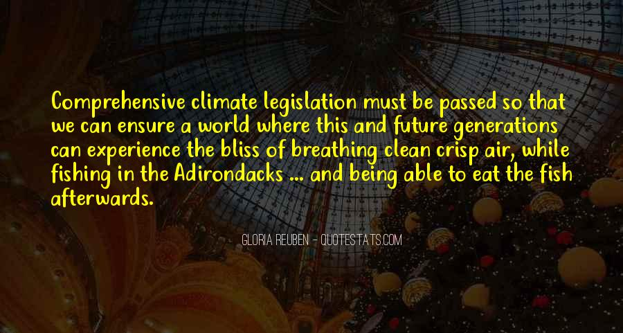 Quotes About Future Generations #87515
