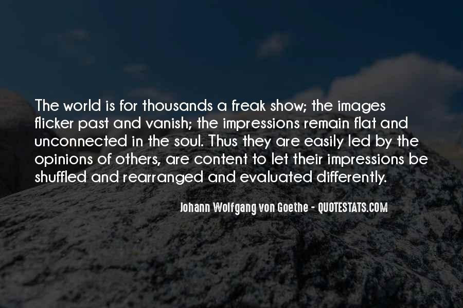 Quotes About Flat World #1168240