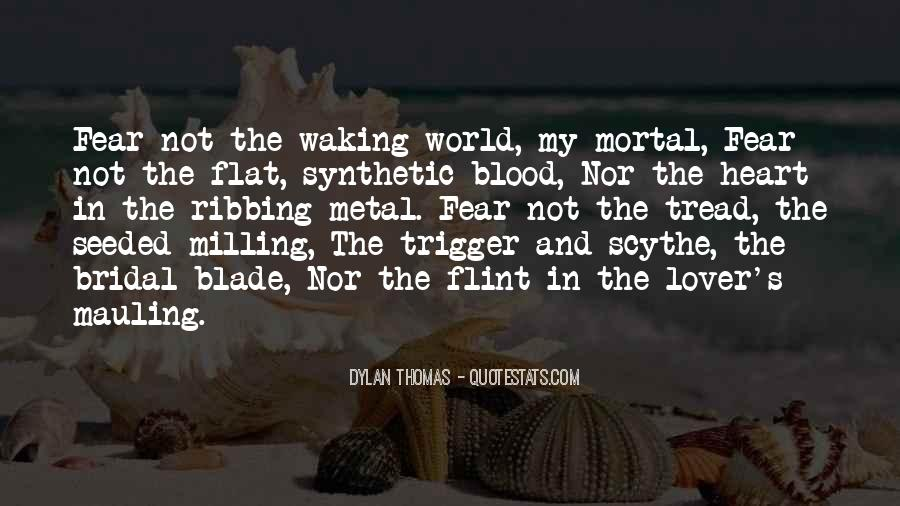 Quotes About Flat World #14558