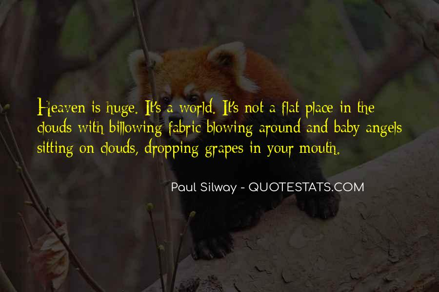 Quotes About Flat World #295161