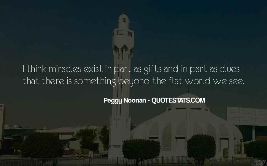 Quotes About Flat World #792374