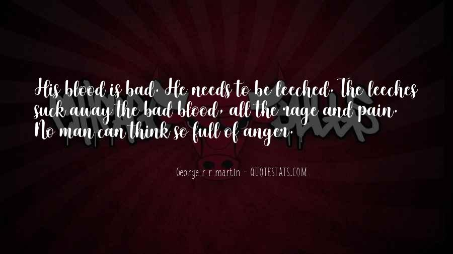 Quotes About Anger And Rage #10499