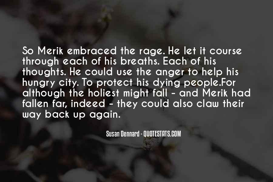 Quotes About Anger And Rage #1104455