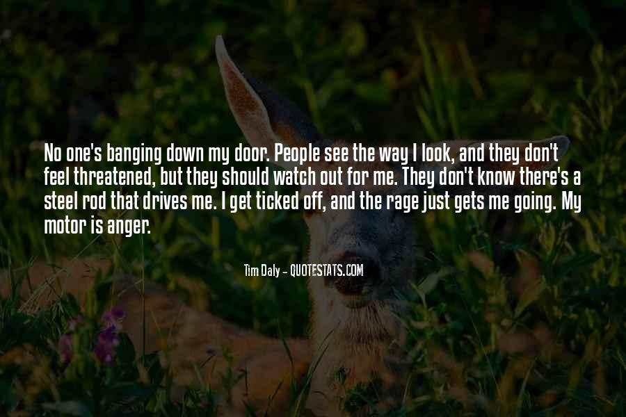Quotes About Anger And Rage #1283983