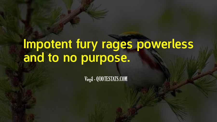 Quotes About Anger And Rage #1298598