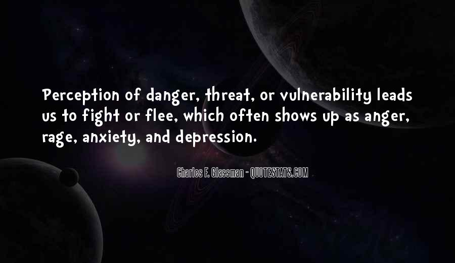 Quotes About Anger And Rage #137589