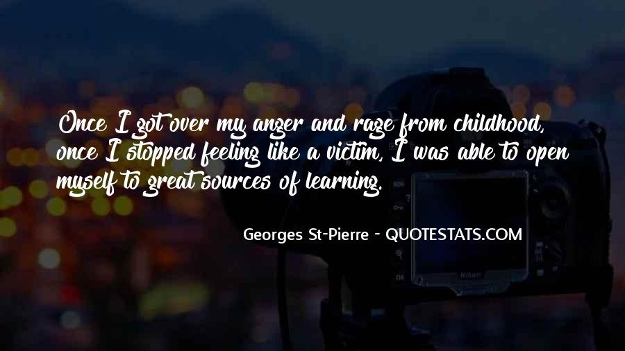 Quotes About Anger And Rage #1553829