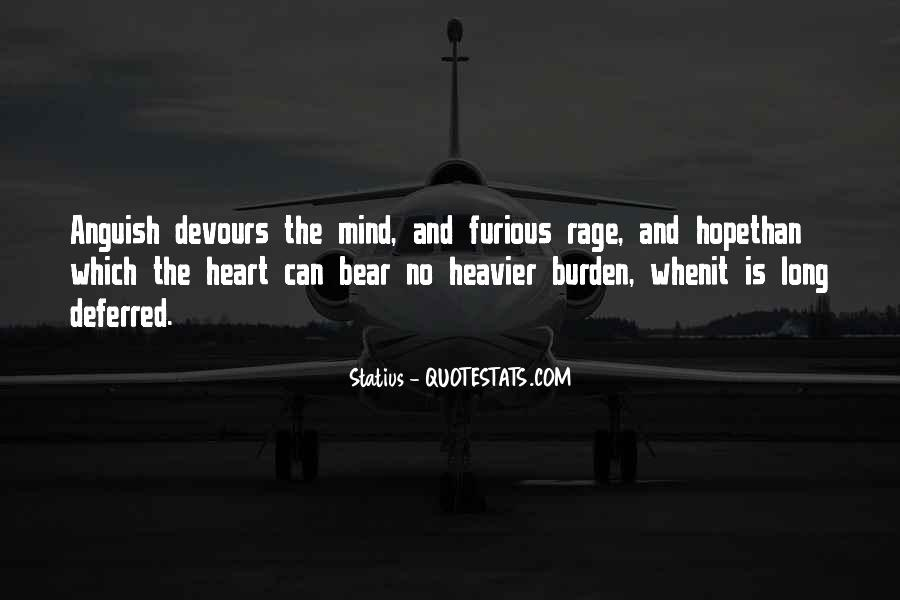 Quotes About Anger And Rage #1599131