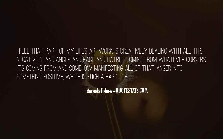 Quotes About Anger And Rage #1767713