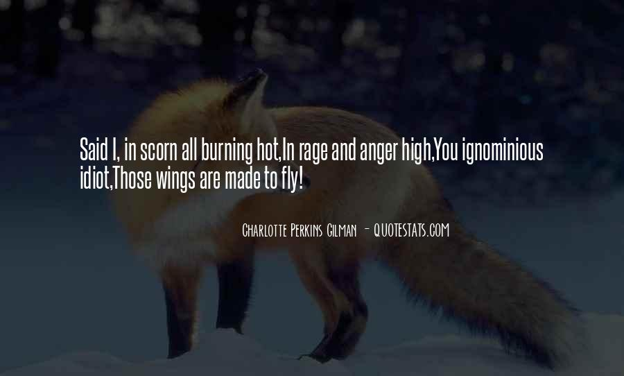 Quotes About Anger And Rage #558523