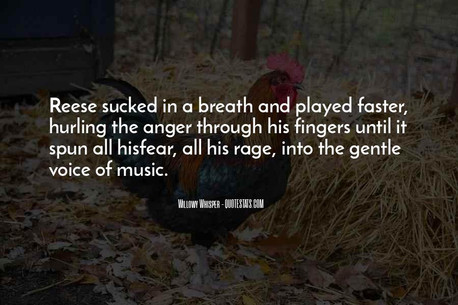 Quotes About Anger And Rage #698985
