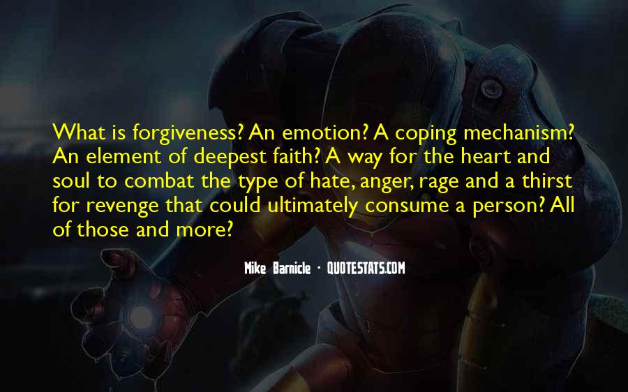 Quotes About Anger And Rage #940078