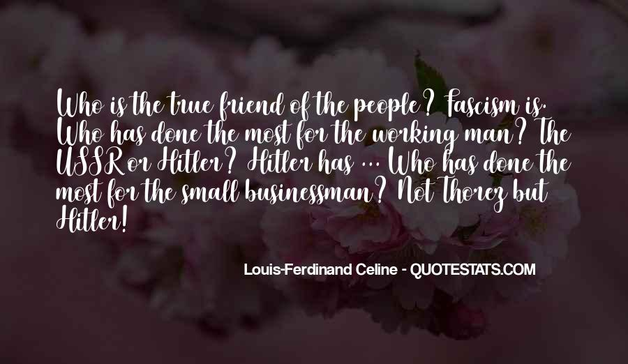 Quotes About Working Man #204949